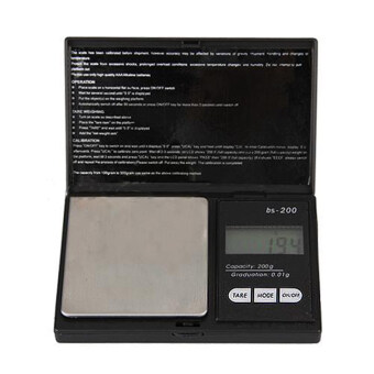 Harga pocket mini digital scale electronic balance weight lcd display200-0.01g