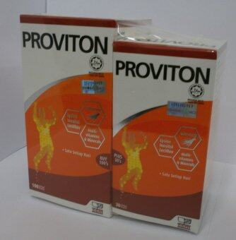 Proviton Multivitamins, Minerals & Ginseng Capsules ValuePack100s+30s