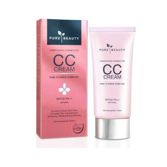 PURE BEAUTY CC Cream SPF30 PA++ Natural 40ml