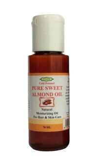 Harga PURE SWEET ALMOND OIL 70ML (Cold Pressed)