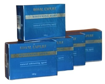 Harga Royal Expert Whitening Soap 100g
