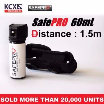 Harga SafePRO Pepper Spray 60ml