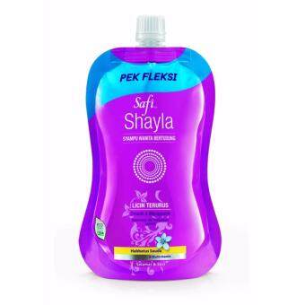 SAFI SHAYLA FLEXI POUCH SMOOTH & MANAGEABLE 480G