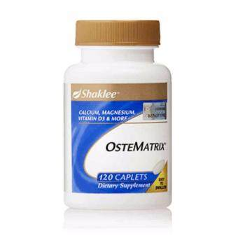 Harga Shaklee Ostematrix - 120 caplets. Health supplement