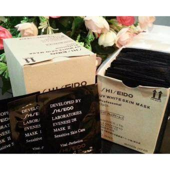 Harga SHESEIDO MASK BLACK (1BOX)