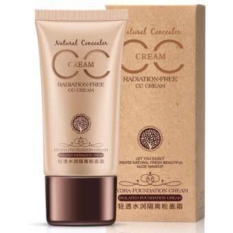 Sinma Bioaqua CC Cream Natural Concealer CC Cream Isolation CC Cream BB Natural Moisturizing Cream Upgrade Nude Make Up Concealer Strong Foundation