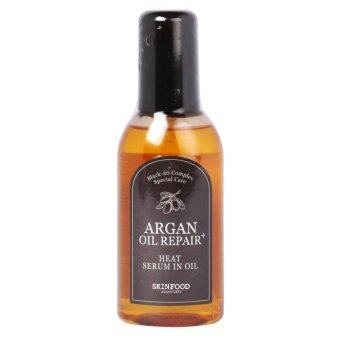 Harga Skinfood Argan Oil Repair Plus Heat Serum In Oil 100ml