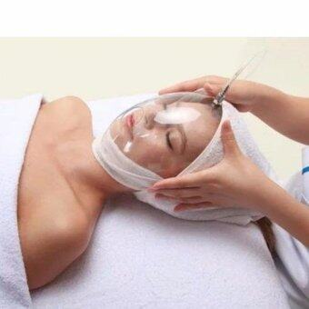 Harga SPA Facial Mask For Beauty Oxygen Concentrator Thicken TransparentWhole Face Cover For Oxygen Injection