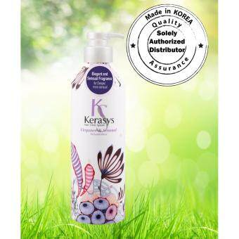 Harga [Stock Clearance]Kerasys Perfumed Elegance & SensualConditioner 600ml