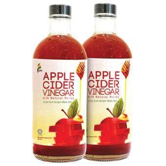 Surya Apple Cider Vinegar with Natural Honey 450ml One Month Supply