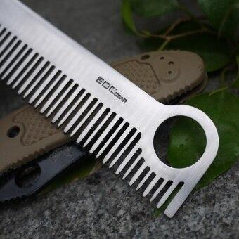 Tactical head comb High Strength Anti-static comb