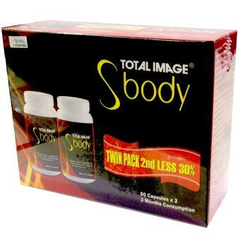 Harga TOTAL IMAGE S BODY 500MG 60's X 2