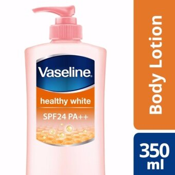 Vaseline Healthy White Body Lotion SPF 24 350 ml
