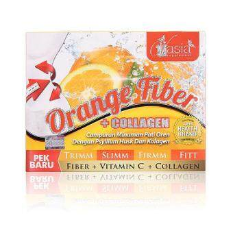 Harga V'Asia Orange Fiber Orangeslym Collagen