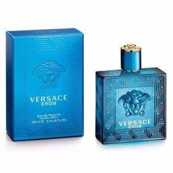 Versace Eros Eau De Toilette Natural Spray 100ml