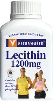 Harga Vita Health Lecithin 1200mg 350s