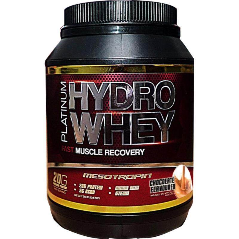 Buy Whey Protein Halal – New Mesotropin Platinum Hydro Whey 1kg, 33 Servings Per Container– Fast Muscle Recovery (Chocolate) Malaysia