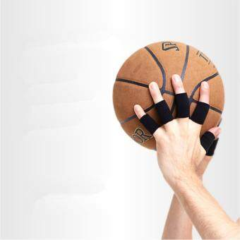 10 PICE Goalkeeper Gloves Half Finger Hand Brace BasketballVolleyball Finger Guard Hand Finger Half Finger Gloves