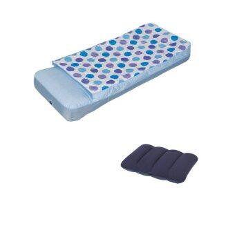 2 in1 kids air bed mattress with sleeping bag and air pillow - Air Bed Mattress