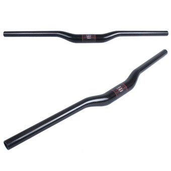 Harga 3K Full Carbon Fiber Bicycle Handlebar (720mm)