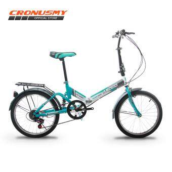 Asogo A1720621 Bc 20 Inch Foldable Bicycle Folding Bike With 6