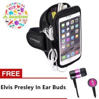 AVANTREE TR801 Universal sports Jogging armband FREE Earphone