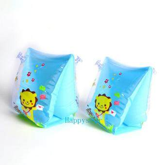 Baby Children Arm Swimming Ring Child inflatable swim pool swimmingarm ring safety training swimming arm circle float ring 5 colors