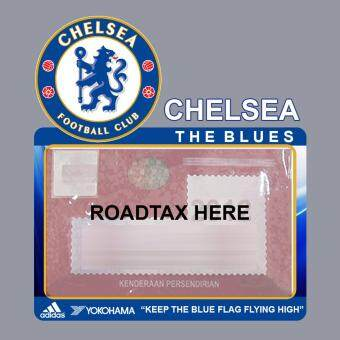Harga CSM Chelsea Roadtax Sticker