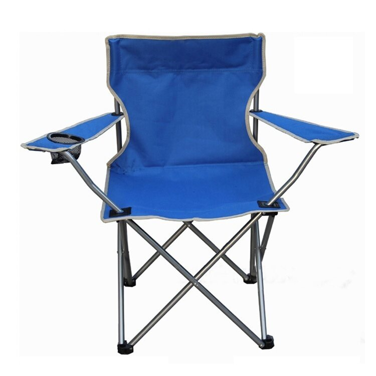 EcoSport Portable Folding Picnic Outdoor Camping Chairs (Blue) | Lazada  Malaysia