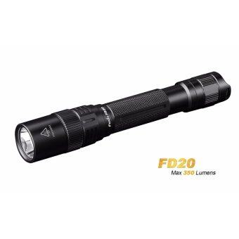 Harga Fenix FD20 Focusable CREE XP-G2 S3 LED Flashlight