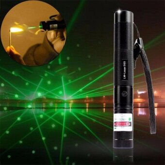 Harga FFY High Power Burning Laser Pointer Powerful Green Laser PointerPop Ballon Astronomy Lazer Pointers Pens