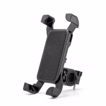 Harga FFY Universal Bike Bicycle Motorcycle Holder Cycling AccessoriesHandlebar Clip Mount Bracket For Smart Phone GPS