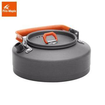 Fire Maple FEAST 2 Outdoor Camping Hiking Cookware BackpackingCooking Picnic Pot Pan Set Foldable Handle 2-3 Persons - 4