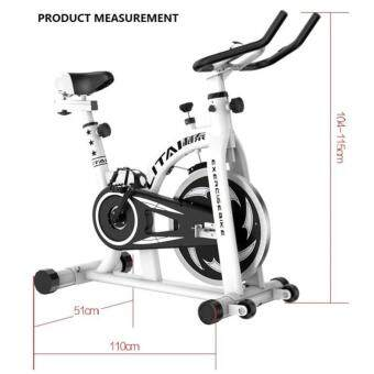 Harga FITCHAMP : Premium Version Ultra-Dynamic Spinning Home Fitness Exercise Bike