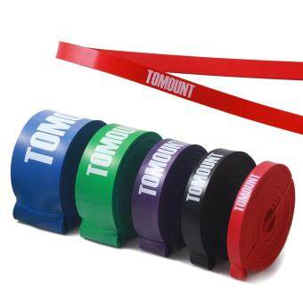 Fitness Resistance BAND Tube Yoga Exercise Crossfit StrengthTraining Exercise