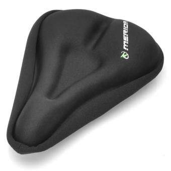 Harga Fudun (Two Seat Covers) Merida Bike Bicycle Cycling Soft Breathable3D Silicone Saddle Cushion Seat Covers (Two Seat Covers in One)