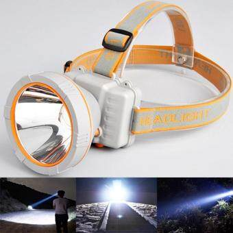 Harga New 3000 Lumens LED Headlamp Waterproof Rechargeable Headlight Rotate 90 degrees Head Light Flashlights USB Charger