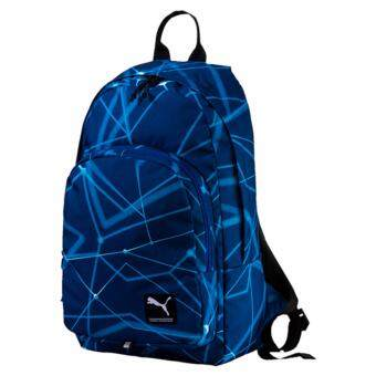Harga Puma Unisex Academy Backpack Laptop Backpack True Blue Galaxy
