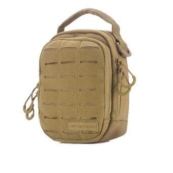 Harga Nitecore NUP20 Cordura Molle Utility Pouch / Waist Pack / Sling Bag - Tan
