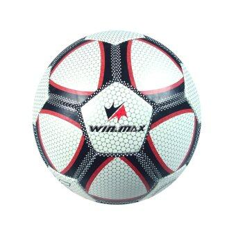 Harga Winmax Machine Stitched Soccer Ball Official Paintless Football Ball