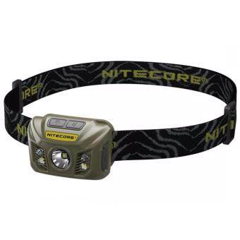 Harga Nitecore NU30 CREE XP-G2 S3 LED Rechargeable Headlamp - Green