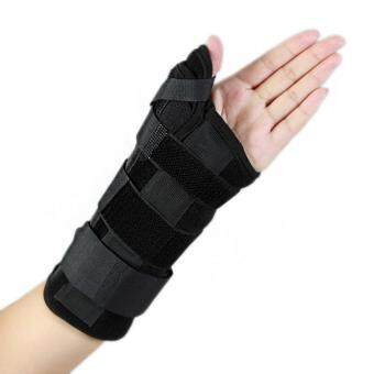 Harga (size L for left hand) New Carpal Tunnel Medical Wrist Support Sprain Forearm Splint Band Strap Protector Wrist Brace Thumb Spica Support Pads