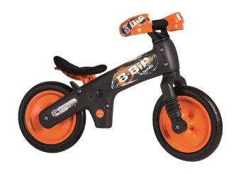 Harga Bellelli B-bip Balance Bike - Black/Orange