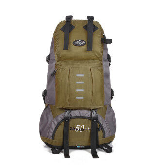Harga Local Lion Multifunctional Outdoor Sport Backpack 50L Army Green