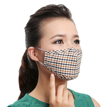 Harga Dust Mask,3-Pack Unisex Ladies Women Men Winter Cotton PM2.5 Guaze Mask Dustproof Antibacterial Face Mask Dust Masks Mouth Mask Ski Cold Mouth Warm Mask
