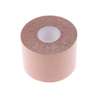 Harga 5m × 5cm Sports Muscle Care Tape Elastic Tape (Skin Color)
