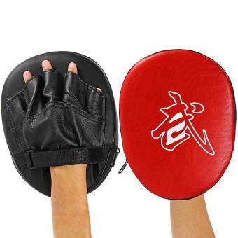 Harga Sports Outdoors Boxing 1Pcs Punch Mitts Suitable For Boxing, Mma, Thai Boxing, Kickboxing, Boxercise, Karate, Taekwondo, Krav Maga, Wing Chun Other Martial Arts(Multicolor)