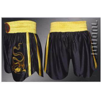 Harga EcoSport Womens Mens Muay Thai/Sanda/Fight/Boxing/MMA/Muaythai/MMA shorts Trunks Dragon blue JDUANL MMA trunks