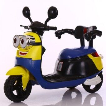 Harga MINION ELECTRIC SCOOTER ( YELLOW)