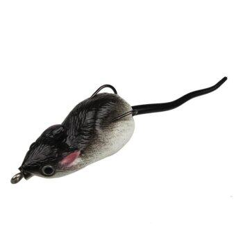 Harga Soft Rubber Mouse Fishing Lures Baits Top Water Tackle Hooks Bass Bait